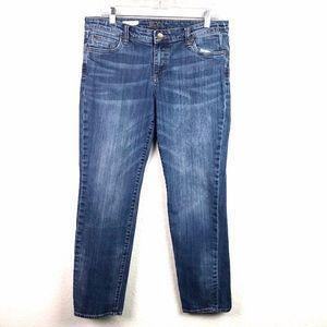 Kut from the Kloth Catherine Boyfriend Cut Jeans